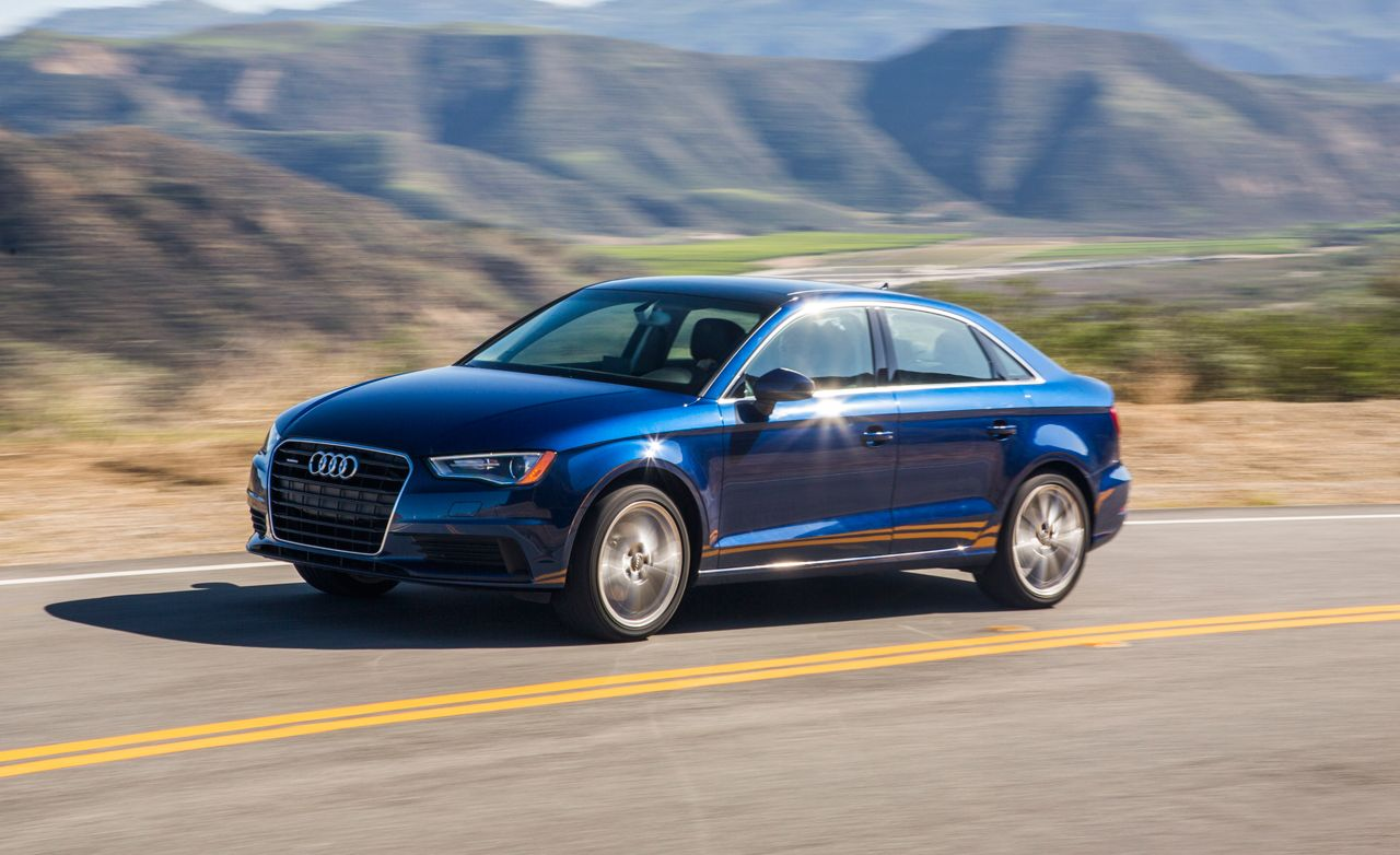 2015 audi a3 2.0t quattro test – review – car and driver