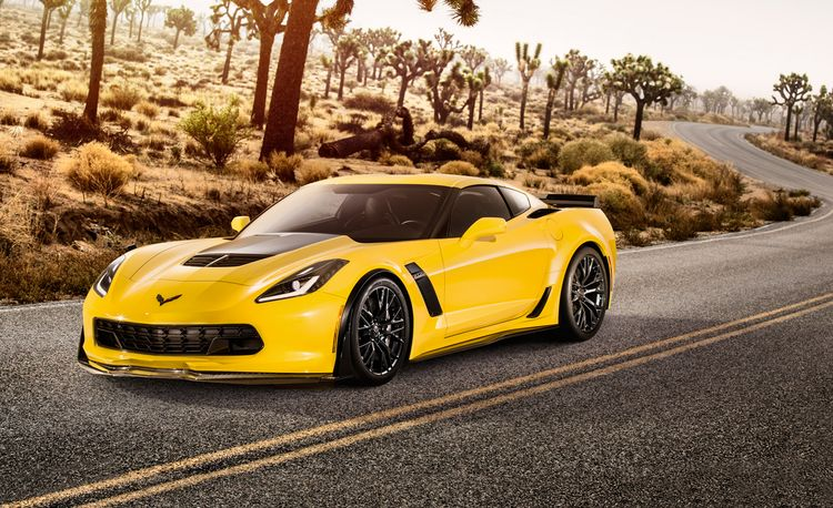 In-Depth with the 2015 Chevrolet Corvette Z06
