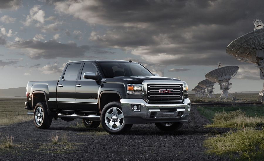 2015 GMC Sierra 2500 / 3500 HD