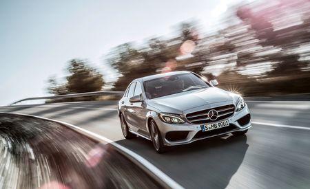 2015 Mercedes-Benz C300 / C400 Sedan