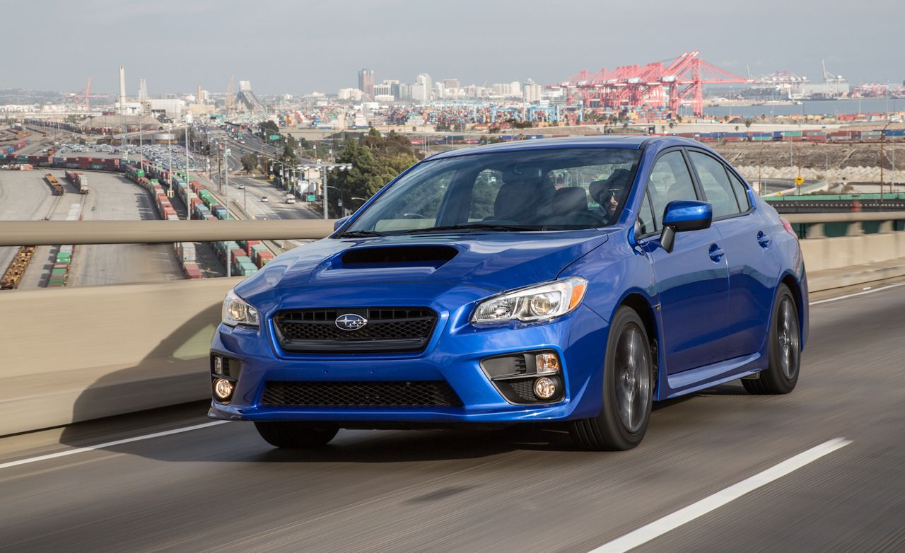 Subaru Wrx 0 60 >> 2019 Subaru Wrx Reviews Subaru Wrx Price Photos And Specs Car