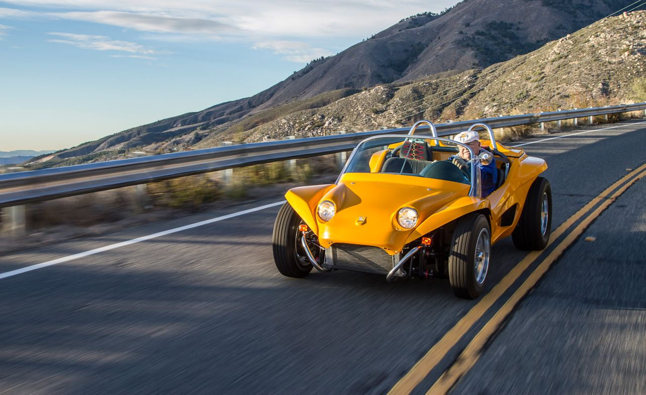 Meyers Manx Kick-Out S.S. Dune Buggy