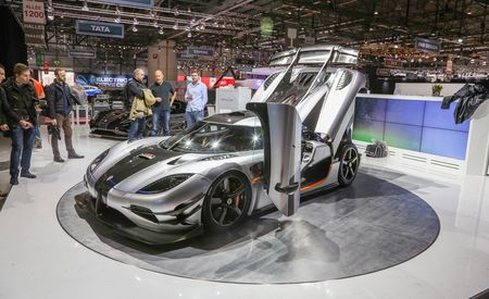 2014 Koenigsegg One:1 Revealed: A Magic Ratio That Puts Bugatti to Shame
