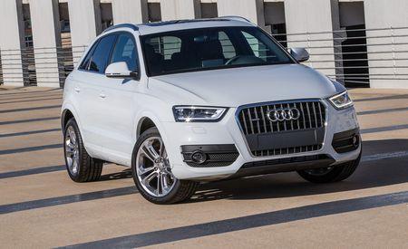 2015 Audi Q3: Three's Company