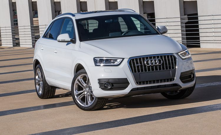 2015 Audi Q3: Three's Company