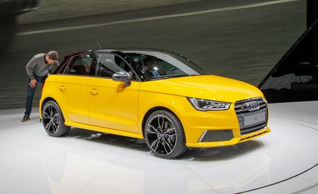 2015 Audi S1: The Hottest of Small Hatches