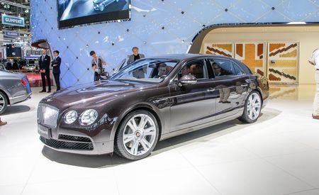2015 Bentley Flying Spur V8: Earth-Conscious Plutocrats Rejoice