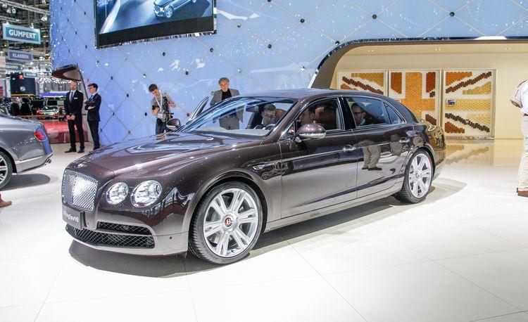 2015 Bentley Flying Spur V8: Earth-Conscious Plutocrats Rejoice