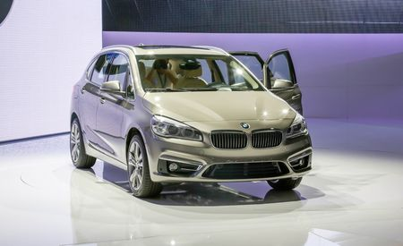 2015 BMW 2-series Active Tourer: The Beginning of a New Era