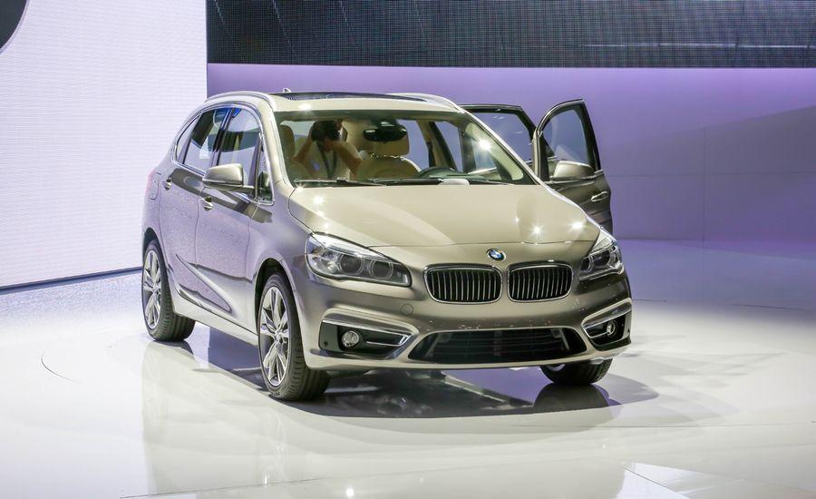 2015 BMW 2-series Active Tourer: The Beginning of a New Era
