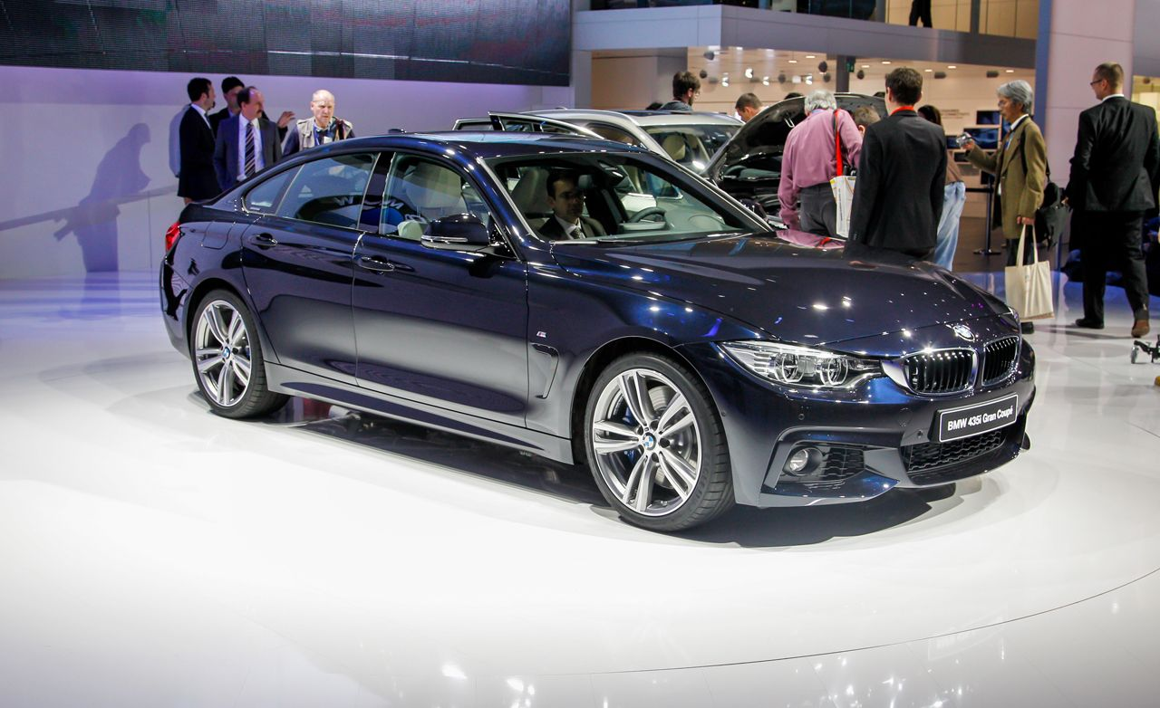 2015 bmw 4-series gran coupe photos and info – news – car and driver