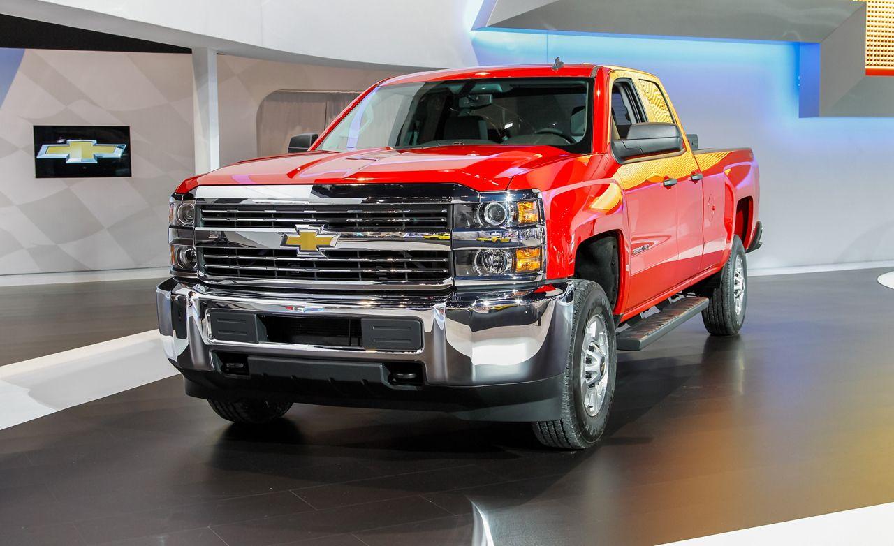 2017 Chevrolet Silverado 2500 3500 Hd Cng Photos And Info 8211 News Car Driver