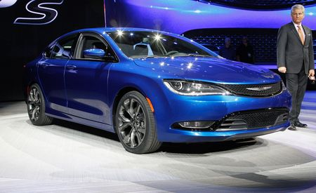 2015 Chrysler 200: American Design with Several Italian Ingredients