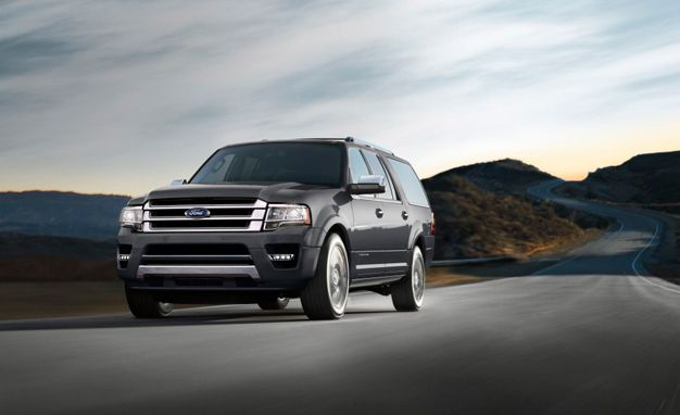 2015 Ford Expedition, Refreshed and EcoBoosted