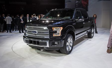 2015 Ford F-150: Competitors Can't Hold a Magnet to the Latest F-series