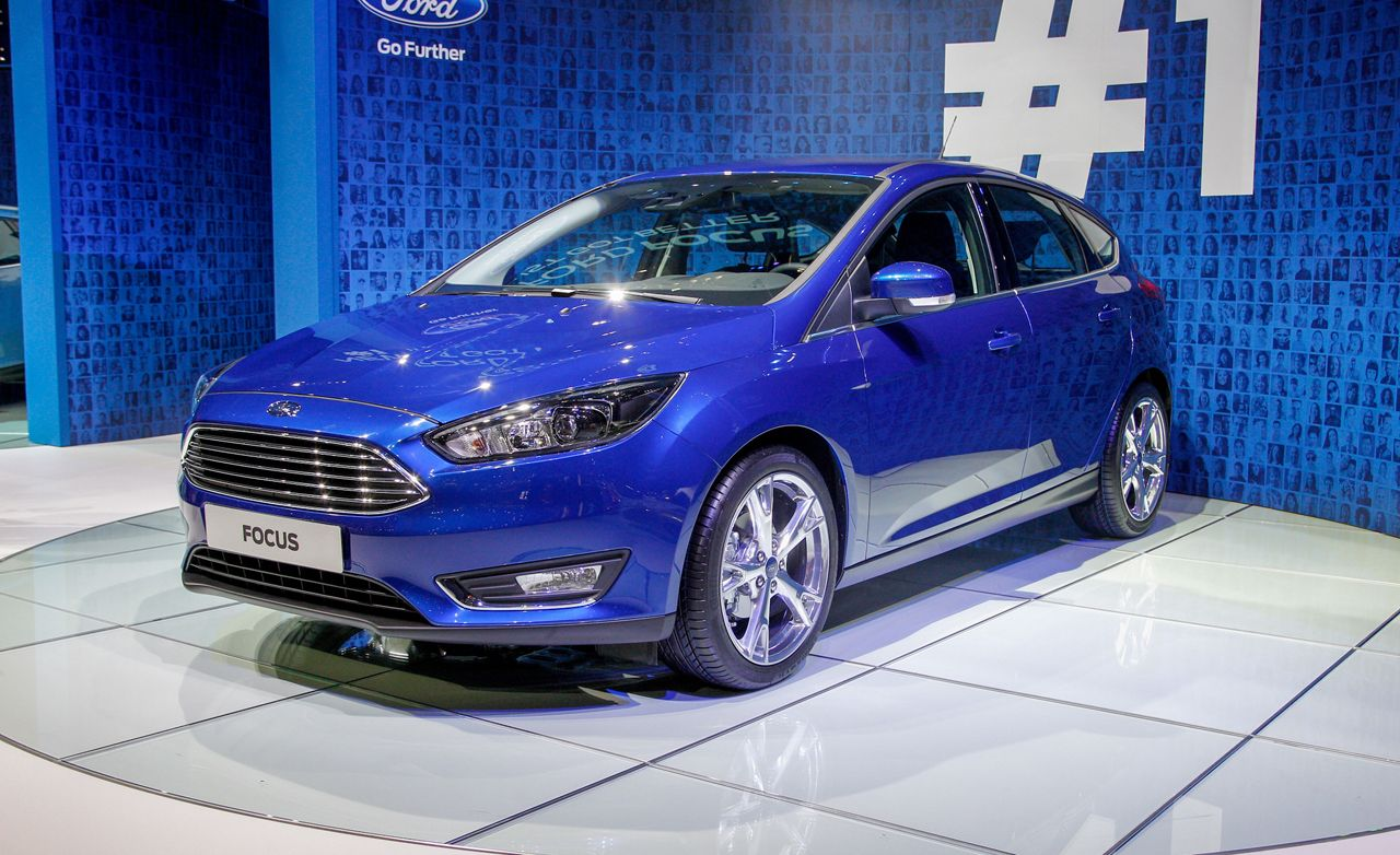 2015 Ford Focus Photos and Info  News  Car and Driver