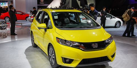 2015 Honda Fit Photos And Info 8211 News 8211 Car And Driver