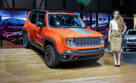 2015 Jeep Renegade: A Real Cute Brute