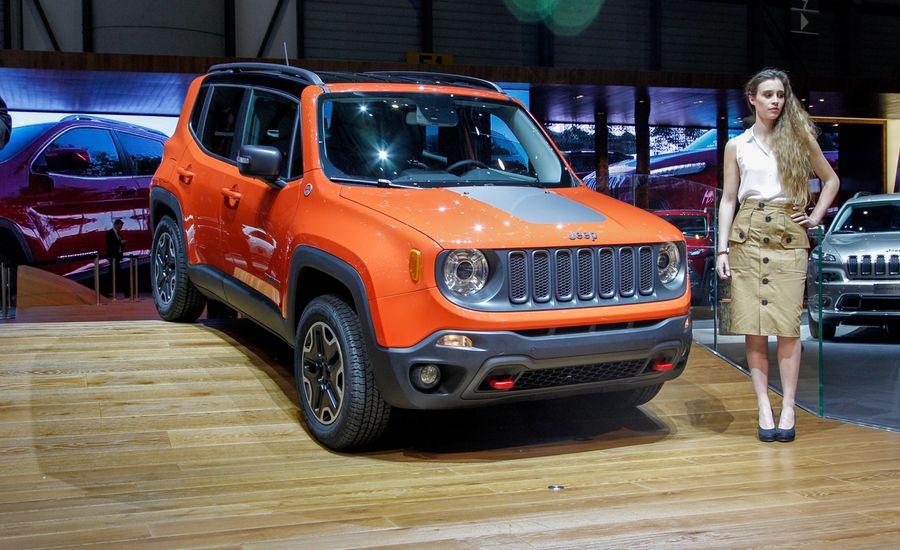 2015 Jeep Renegade: A Real Cute Brute