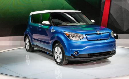 2015 Kia Soul EV: Plug and Play