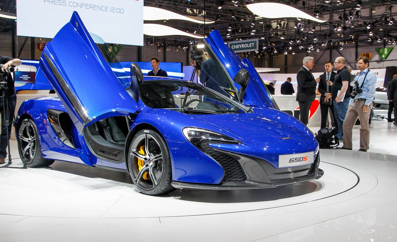 2015 mclaren 650s photos and info news car and driver. Black Bedroom Furniture Sets. Home Design Ideas