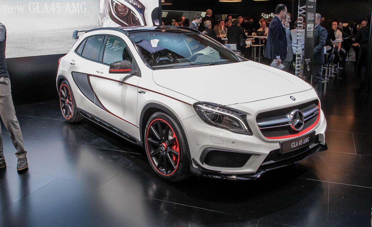 06f9de243d 2019 Mercedes-AMG GLA45 4Matic Reviews