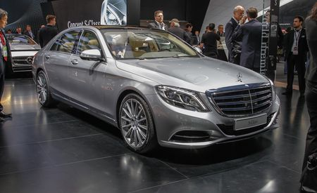 2015 Mercedes-Benz S600: A Displacement-Matching Badge