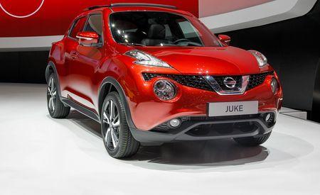 2015 Nissan Juke: Quirkiness Amplified