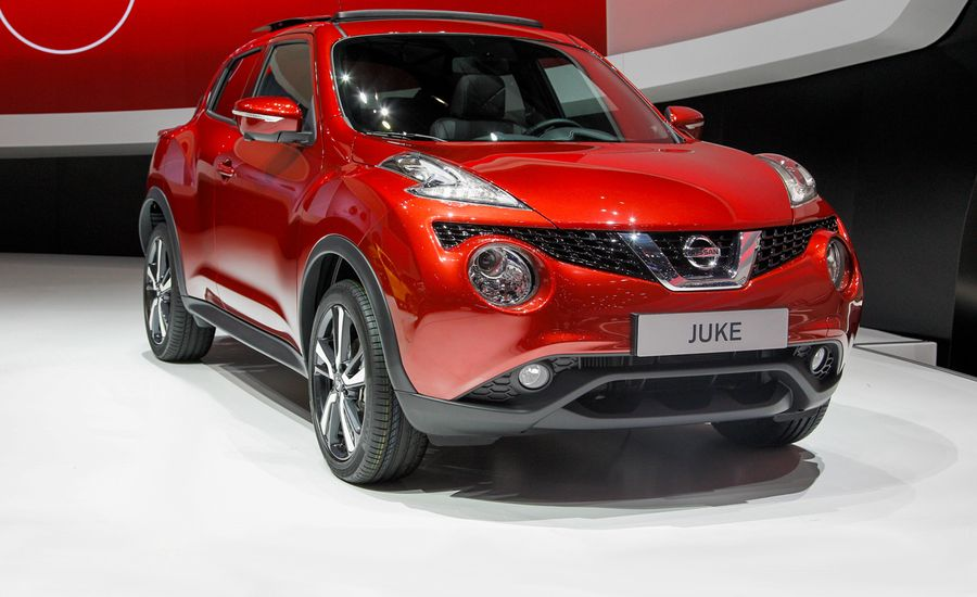 2015 Nissan Juke: Quirkiness Amplified