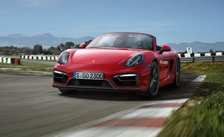 2015 Porsche Boxster GTS: A Bargain, in Porsche Speak