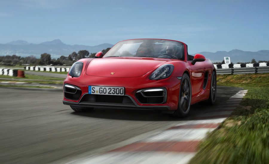 2015 Porsche Boxster GTS: A Bargain, in Porsche Speak