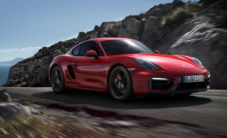 2015 Porsche Cayman GTS: 911 Performance for $10K Less