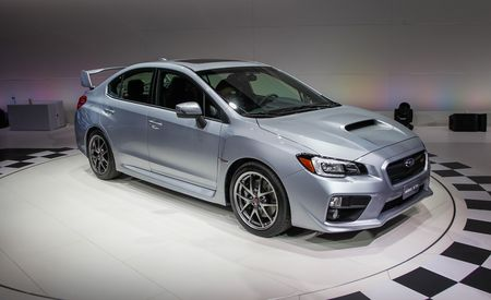 2015 Subaru WRX STI: The Same, Only Different