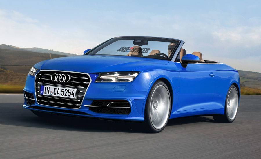 2016 Audi A5 Rendered and Detailed: Expect a Beautiful Evolution
