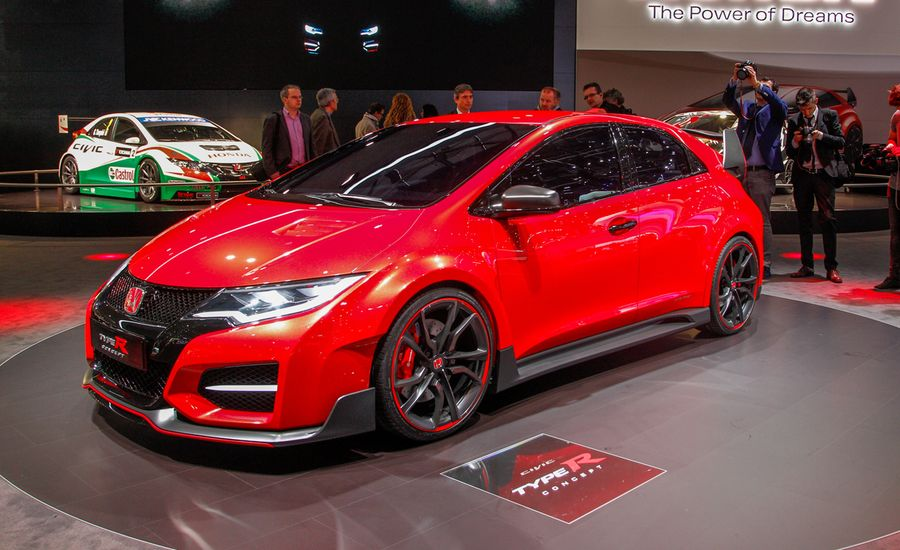Honda Civic Type R Concept: Believe the Hype