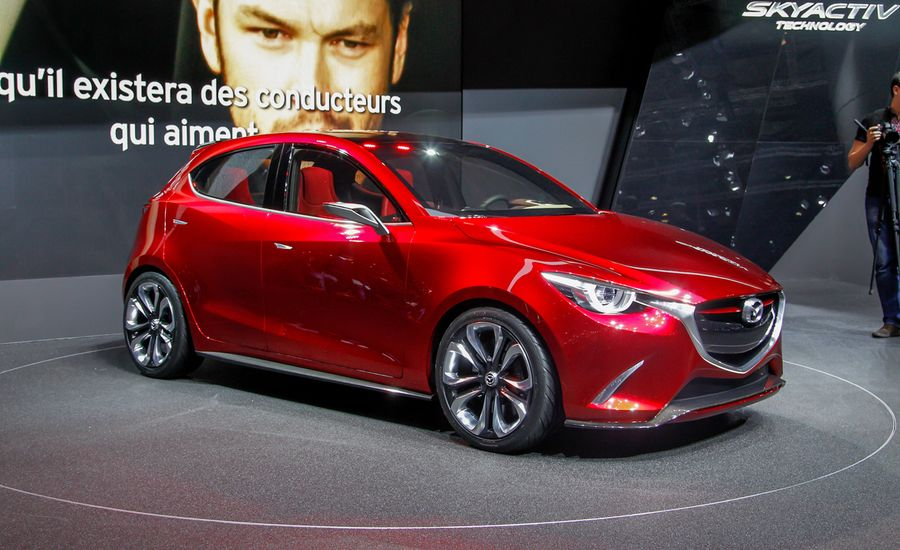 Mazda Hazumi Concept: KODOfying Subcompact Style and Substance