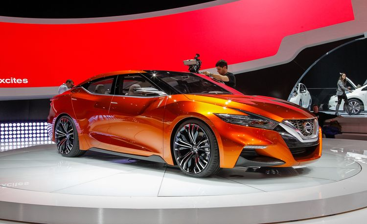 Nissan Sport Sedan Concept: Don't Call It a Maxima