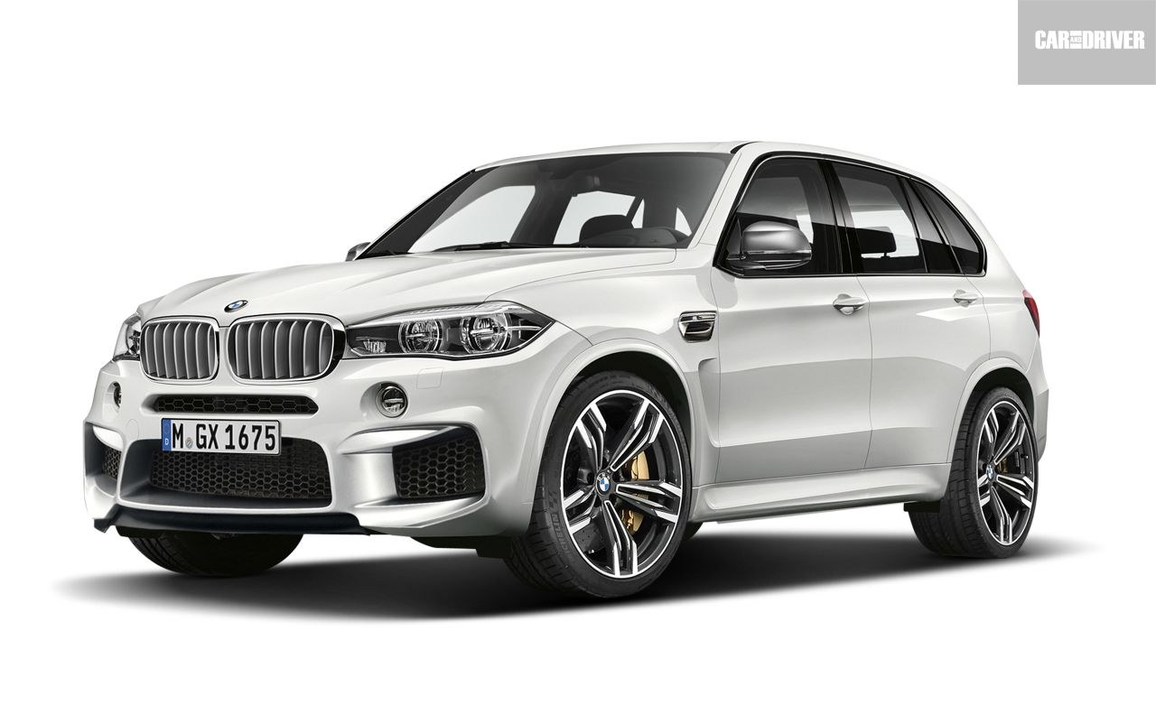 2015 Bmw X5 M And X6 M Feature Car And Driver