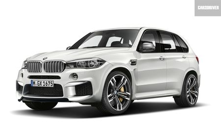2015 BMW X5 M and X6 M: Purists Wince, but BMW's Accountants Don't