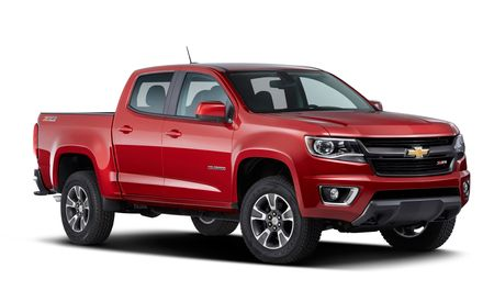 2015 Chevrolet Colorado: As American as Thai- and Brazilian-Sourced Pickups Come