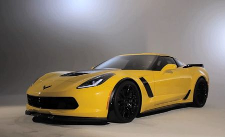 2015 Chevrolet Corvette Z06: Every Detail, Courtesy of the Men Who Made It