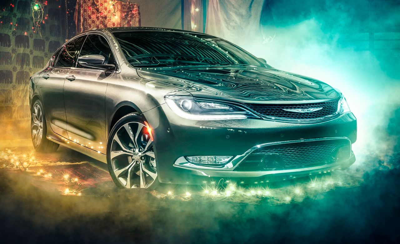 2015 Chrysler 200: Amid All the Buzzwords, Real Buzz