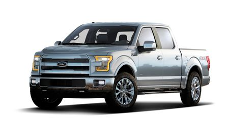 2015 Ford F-150: The Pickup Archetype