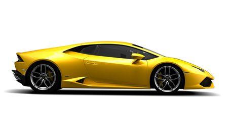 2015 Lamborghini Huracán: A Legitimate Meteorological Event