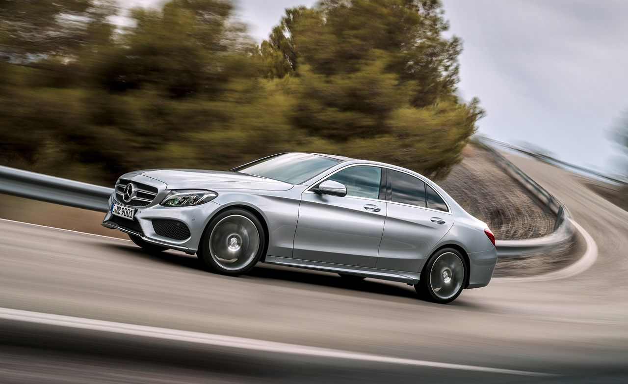 2015 Mercedes-Benz C-class: An Upgrade Outbound from Alabama