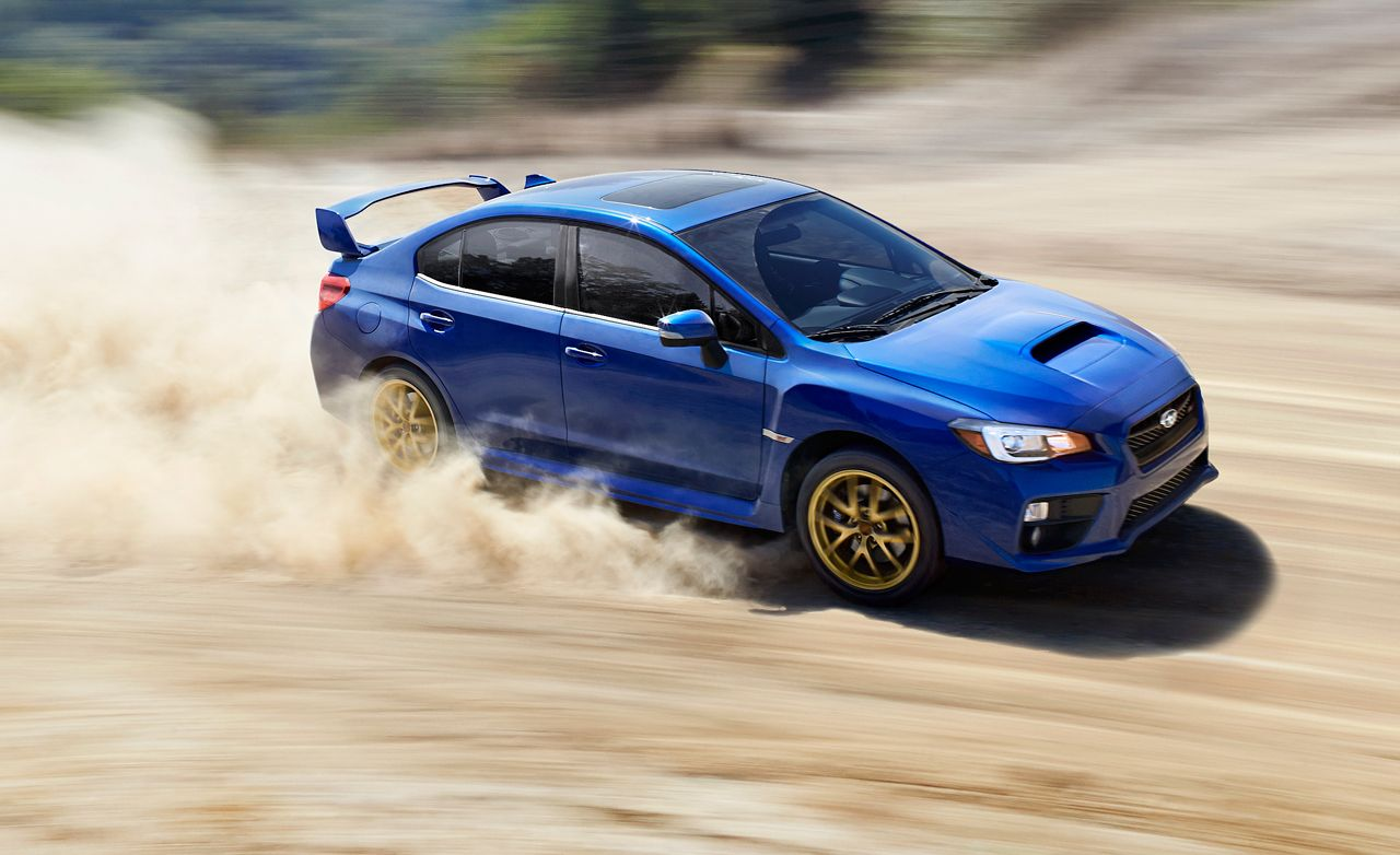 2015 Subaru WRX STI: The Prodigal Son of Rally Let Loose, Again