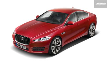 2016 Jaguar XE: The British 3-series Competitor