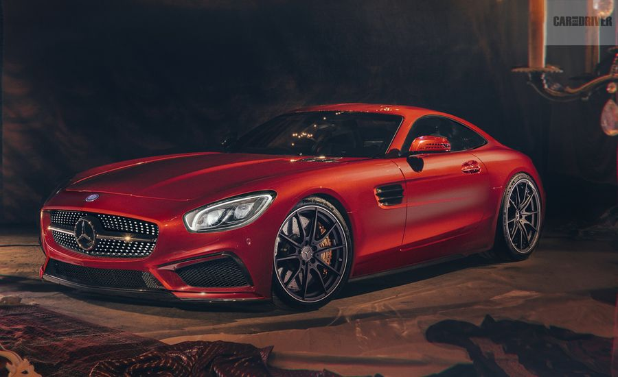 MercedesBenz GT AMG Feature Car And Driver - Sports car gt