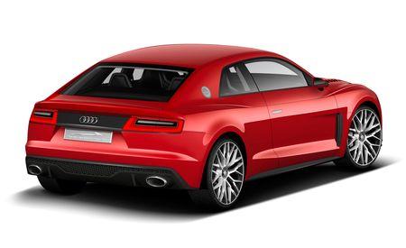 2017 Audi Sport Quattro: Das Coupe