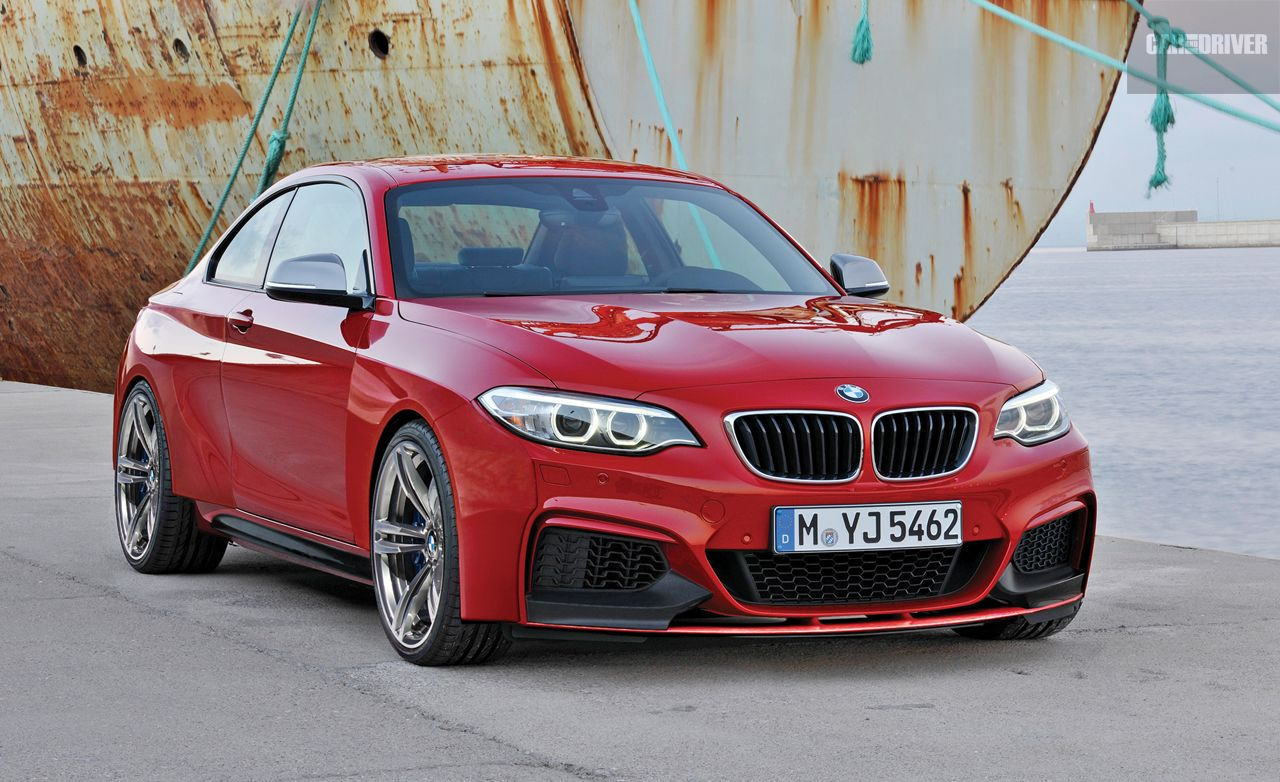 2017 BMW M2: The Lean, Mean Track Machine